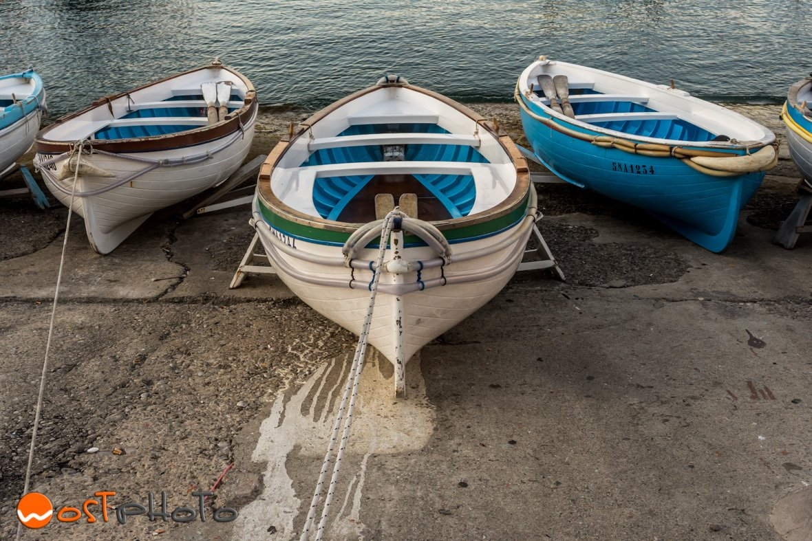Capri Fisher boats