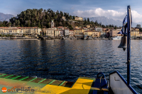 Lake Como, wost, wostphoto, wolfgang stocker, Bellagio, Pearl of Lake Como, lake, Italy, Lombardy, Lago di Como, Comosee, ferry, car ferry, bell,